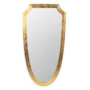 Wall Mirror - Gold