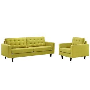 Empress Armchair and Sofa Set of 2