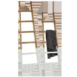 Blanket Ladders & Racks