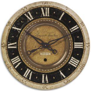 """Auguste Verdier 27"""" Wall Clock"""